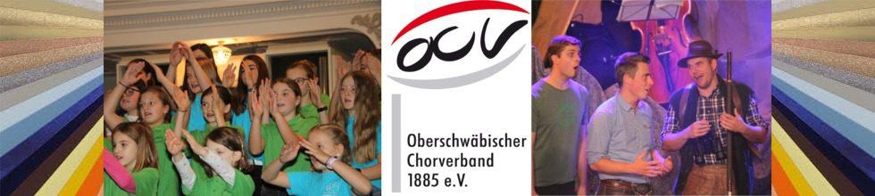 Herzlich Willkommen beim OCV